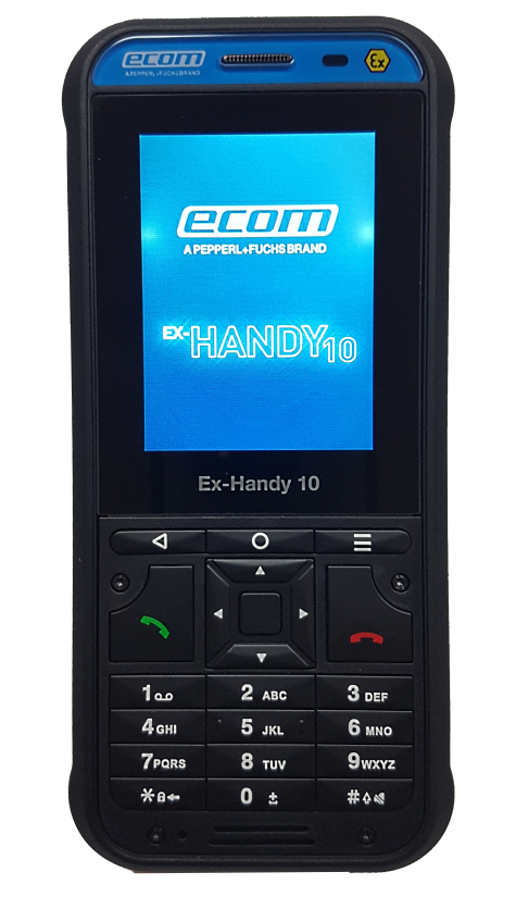 Ex-Handy 10 DZ1 Intrinsically Safe Mobile Phone