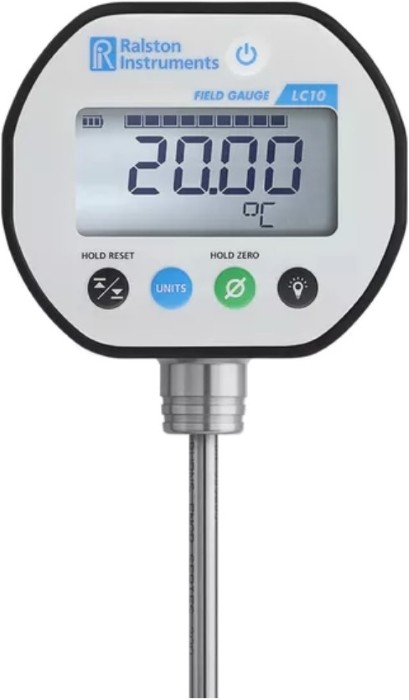 Ralston LC10-TA12 Digital Temperature Gauge & Probe
