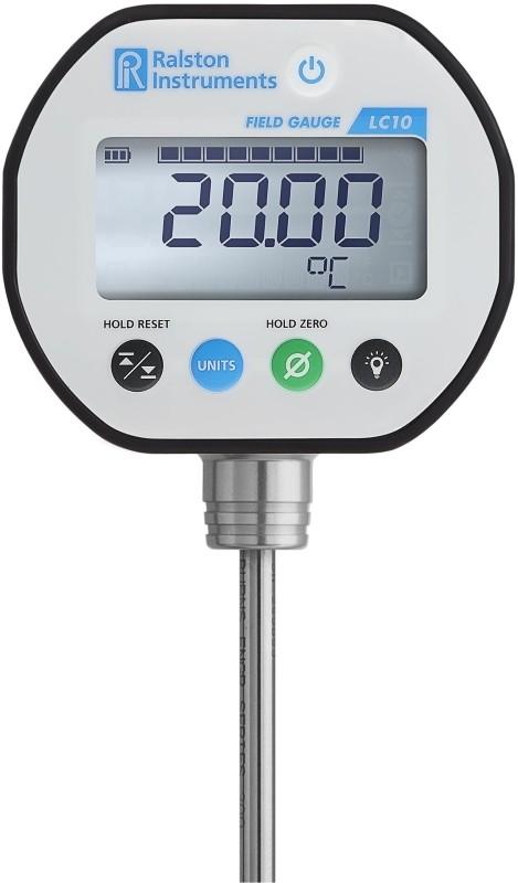 Ralston LC10-TA12 Digital Temperature Gauge & Probe -20 to +50 C