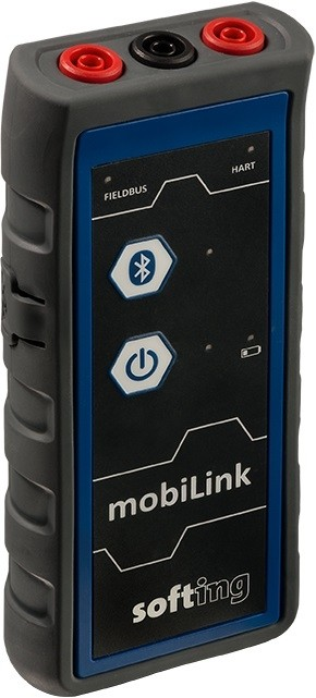 Softing mobiLink HART / Fieldbus / Profibus PA Mobile Interface