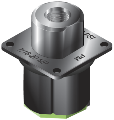 Crystal nVision 700 Bar Pressure Module