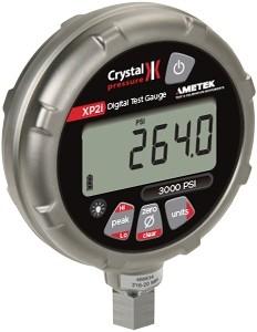 Crystal 300PSIXP2I 300 PSIG Ex Digital Test Gauge