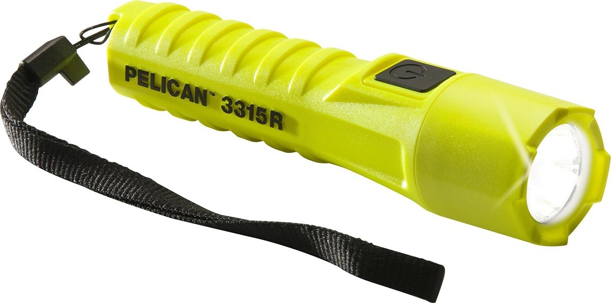 Pelican 3315R LED Rechargeable Torch