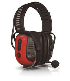 Sensear SM1PBEXDP02 Dual Protection Headband Headset