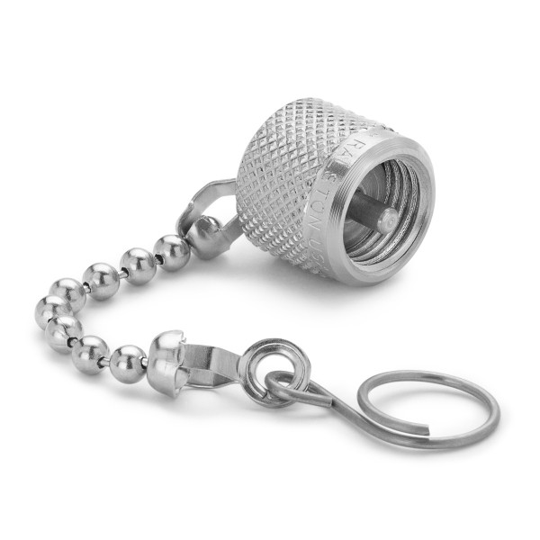 Ralston QTFT-CAPS Cap & Chain Fitting (Stainless Steel)
