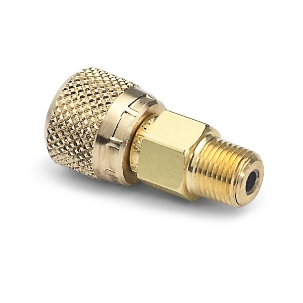 "Ralston QTHA-2MBA Quick-Test Female x 1/4"" NPT Male (Brass)"