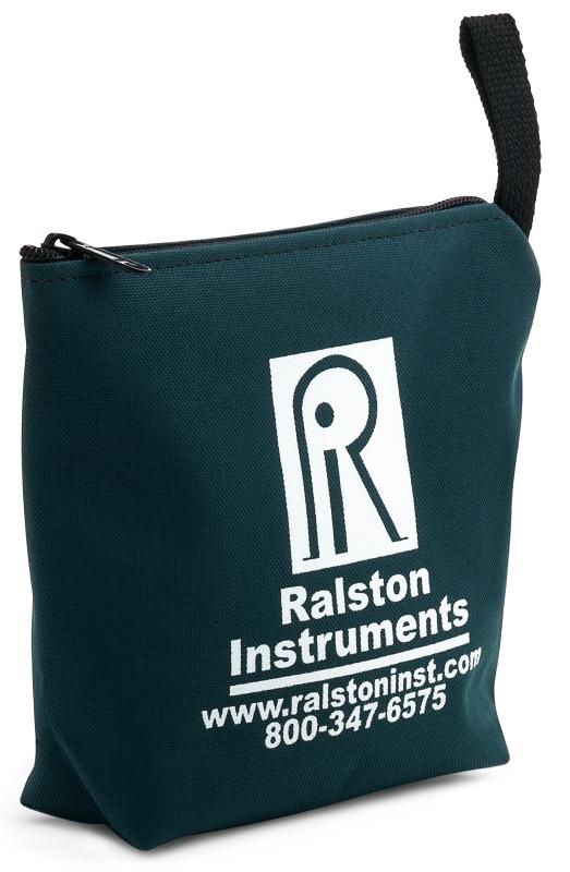 Ralston Zip-Up Nylon Kit Bag