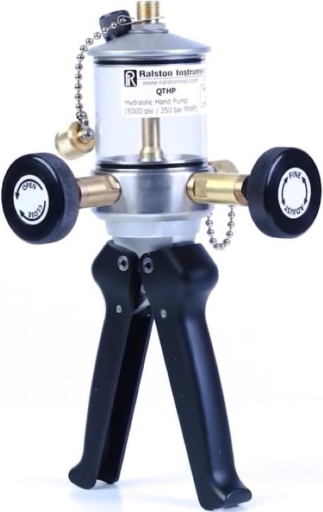 Ralston QTHP-0000 Hydraulic Hand Pump (350 Bar)