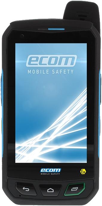 Smart-Ex 01 Intrinsically Safe Smart Phone