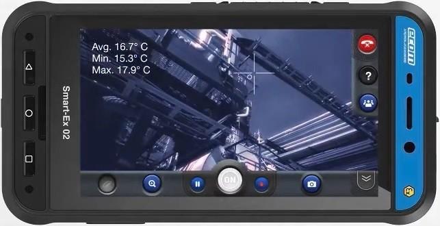 Smart-Ex 02 Intrinsically Safe Digital Camera