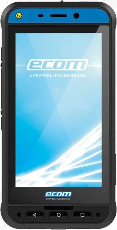 Smart-Ex 02 DZ1 Intrinsically Safe Smart Phone