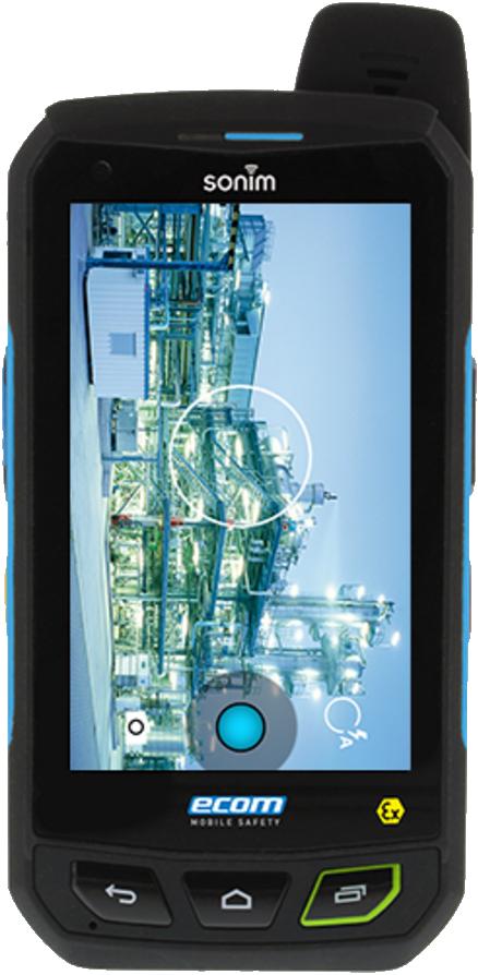 Smart-Ex 01 Intrinsically Safe Digital Camera