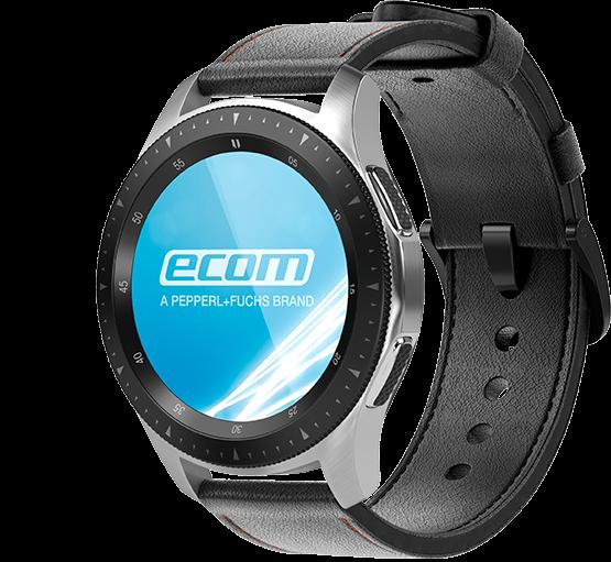 Ecom Smart-Ex Watch 01 (IECEx Zone 2/22)