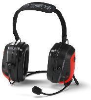 Sensear SM1PEEXDP02 Dual Protection Neckband Headset