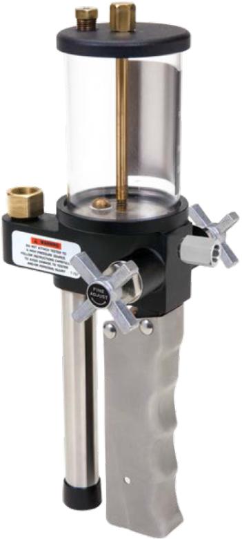 Ametek T-620-CPF Hydraulic Pressure Hand Pump (210 Bar)