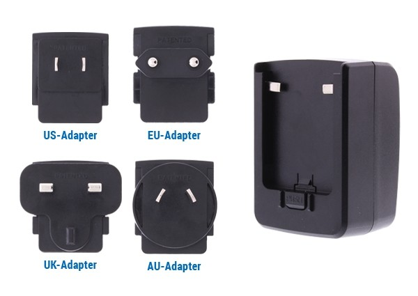 Travel Charger for Ecom Devices