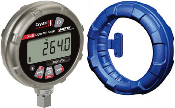 Crystal XP2i Gauge Protective Rubber Boot