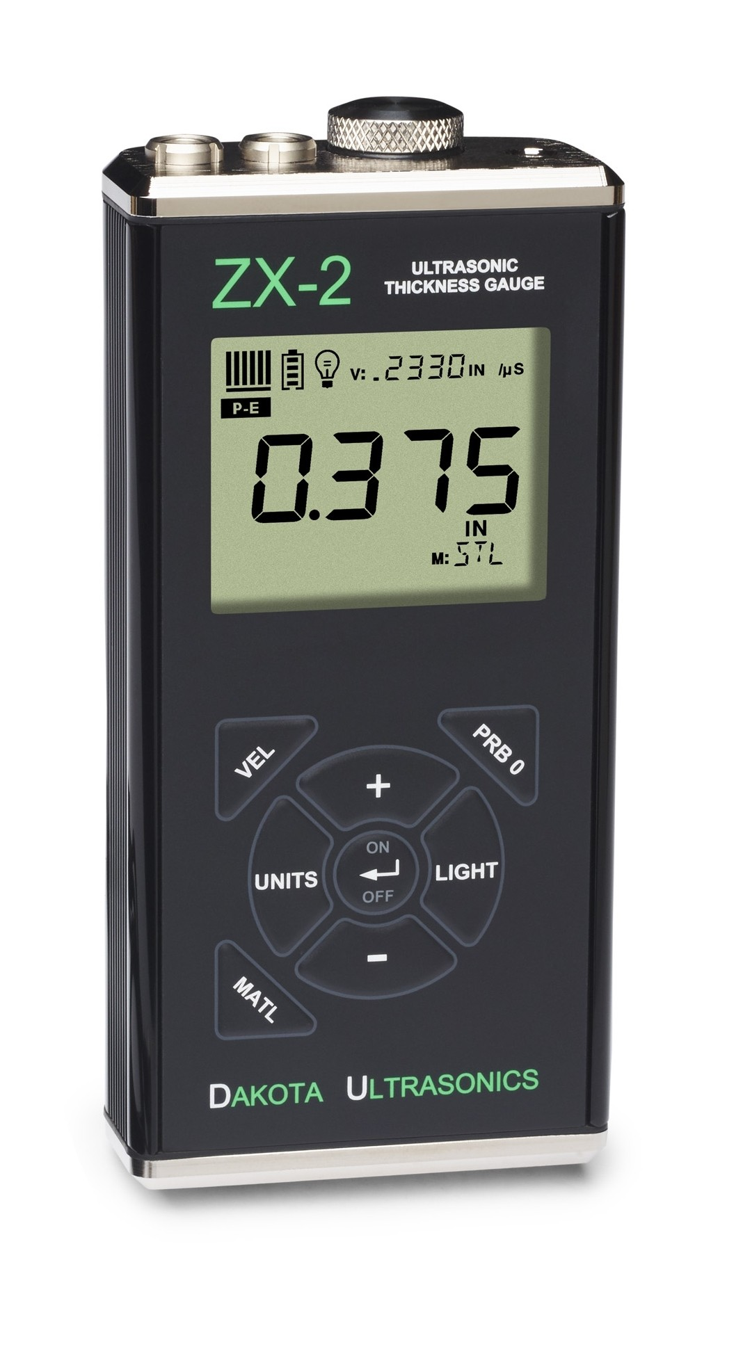 Dakota ZX-2 Ultrasonic Thickness Gauge