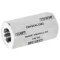 "Crystal MPF-1/4FPT CPF Female x 1/4"" NPT Female"