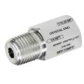 "Crystal MPF-1/4MPT CPF Female x 1/4"" NPT Male"