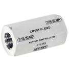"Crystal 4715 CPF Female x 1/4"" NPT Female (1000 BAR)"