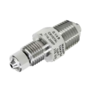 "Crystal MPM-1/8BSPM CPF Male x 1/8"" BSPP Male Fitting"