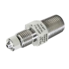 "Crystal MPM-1/2MPT CPF Male x 1/2"" NPT Male Fitting"