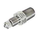 "Crystal MPM-1/4MPT CPF Male x 1/4"" NPT Male Fitting"