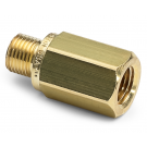 "Ralston QTHA-1FB1 Quick-Test Male x 1/8"" NPT Female (Brass, Check Valve)"