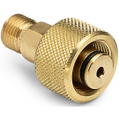 "Ralston QTHA-4TB0 Quick-Test Male x 1/2"" Tube Female (Brass)"