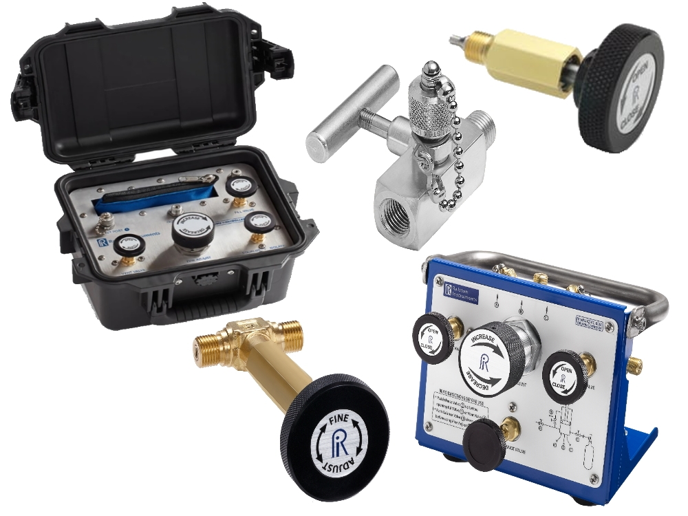 Valves, Controllers & Manifolds